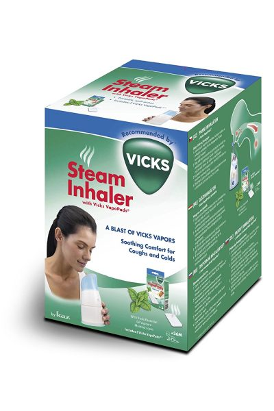 Inhalateur Vicks avis test